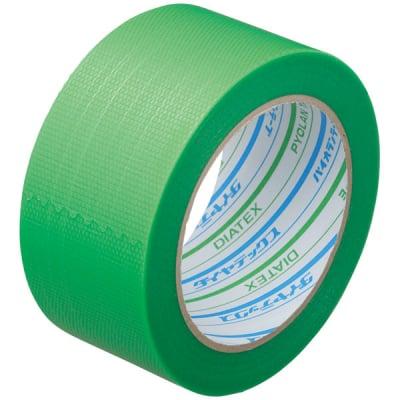 30巻入り ダイヤテックス パイオランクロス 養生テープ 緑 50mm×25m  Y...