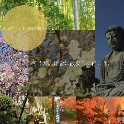 ミラクル  ミホの鎌倉散歩開運座禅体験ツアー