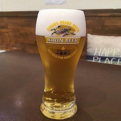 店頭払い専用キリン一番搾り 樽詰生ビール