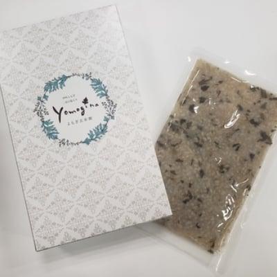 yomoginaよもぎ玄米粥