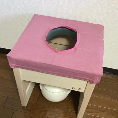 yomogina 椅子カバー(ガーゼ)