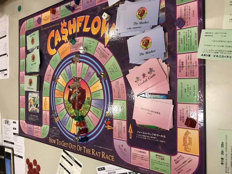 大人のためのお金のボードゲーム:キャッシュフローゲーム 2019年第2回 7月9日 13時30分 のイメージその1