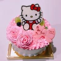 【全国発送可】キャラチョコデコレーションケーキ5号(生クリーム)
