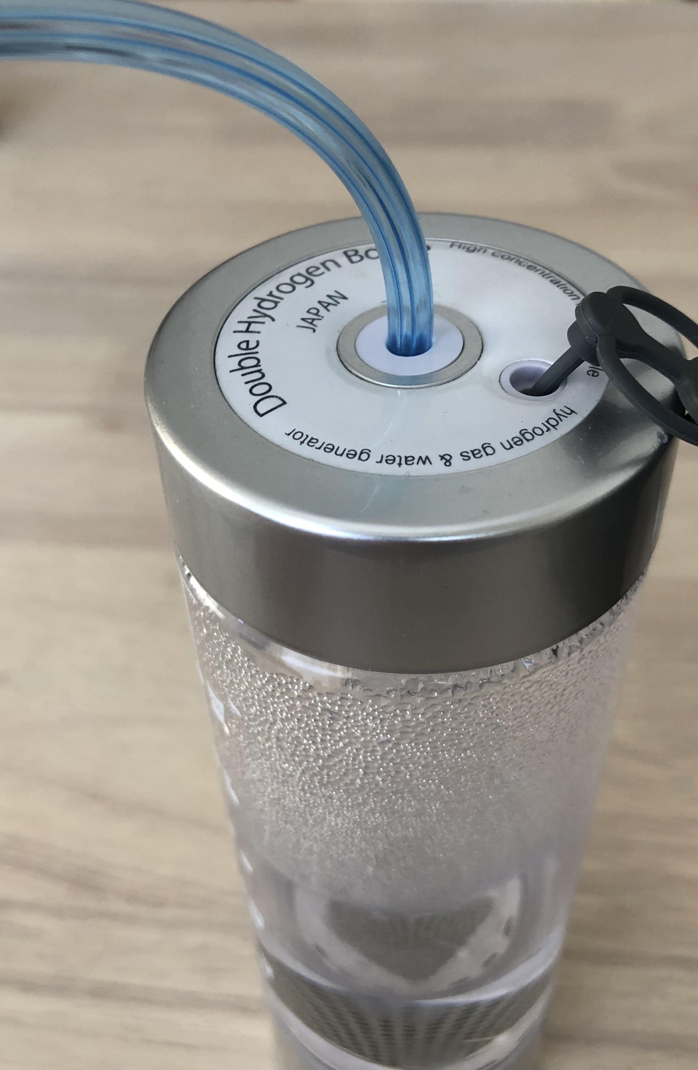 【店頭受け取り限定】ダブル水素ボトル専用カニューラのイメージその2