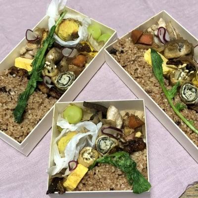 (現地払い) Hakko okazu とパン*お菓子 11/28(水)『発酵のお弁当教室』