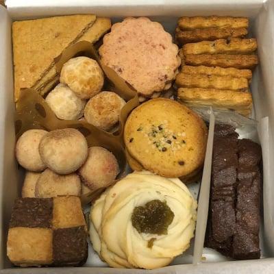 (現地払い) Hakko okazu 【ビーガン発酵クッキーBOXを作ろう】2/20(水)