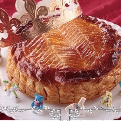 【幸田本店】2月22日(金) 「ガレットデロワ」特別体験パン教室開催いたします!!