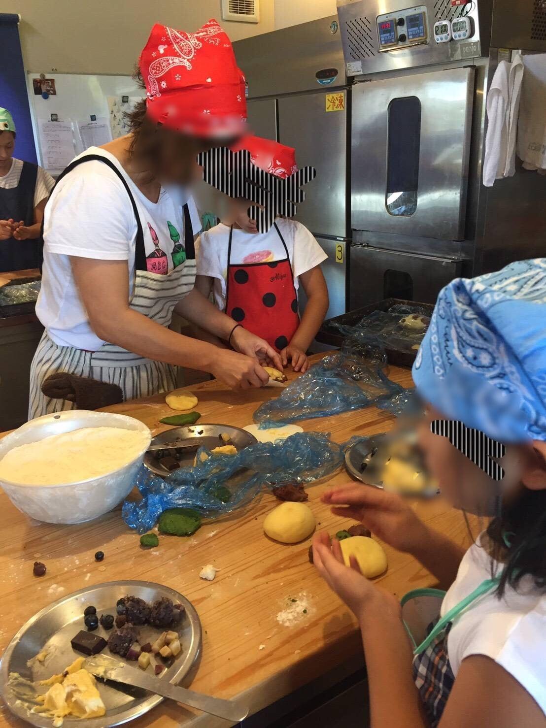 【幸田本店】☆夏休み☆ ダーシェンカ 親子パン作り体験教室のイメージその2