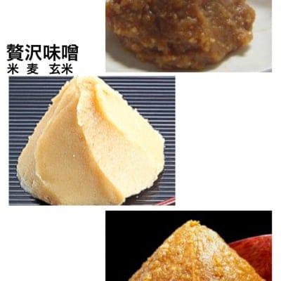 (現地払い)発酵教室 夏仕込みの贅沢 米味噌 玄米味噌 麦味噌 西京味噌 8月30日(金)午後