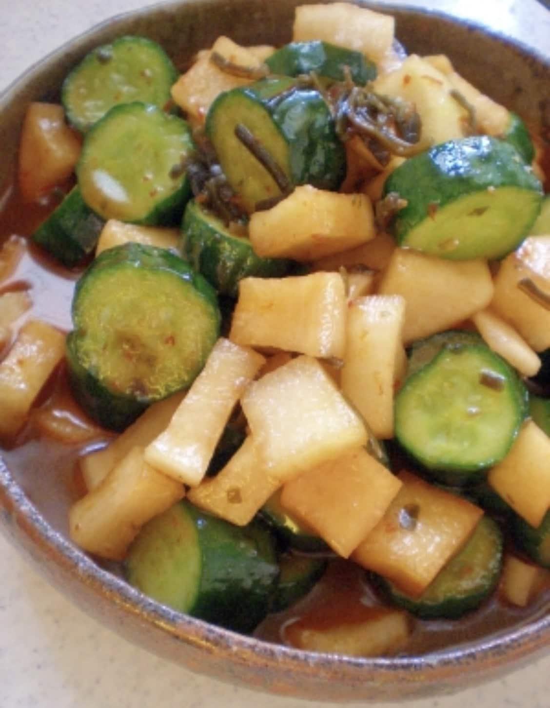 【現地払い】Hakko okazu 発酵教室 麹を使った韓国風料理 8月30日(金)午前のイメージその2