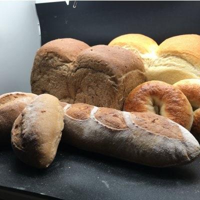 【乳製品不使用】石窯パン シンプルセット