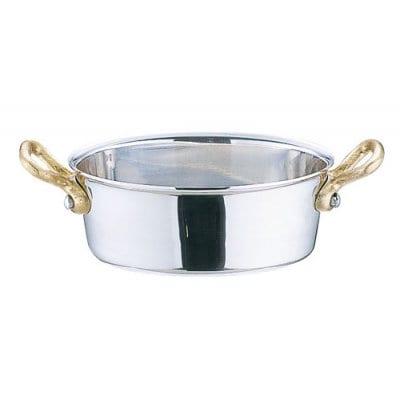 <訳あり特価> プチクッキング鍋 小判シチューポット深型鍋10cm