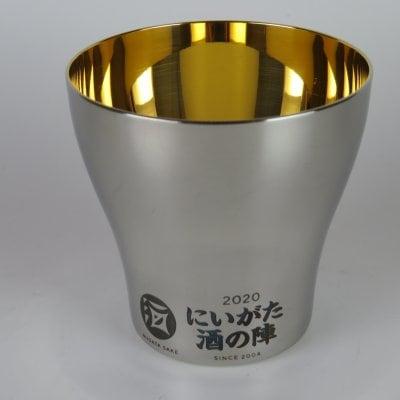 【酒の陣限定モデル】酒カップ 115(ml)<ユキワブランドが手掛けた堅牢...