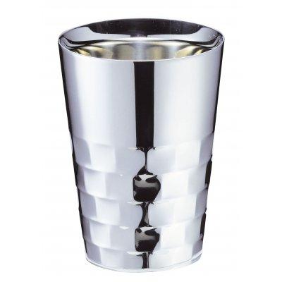 メイドイン燕の逸品 ユキワ タンブラーM 370(ml)<ユキワブランドが手掛けた堅牢で美しい二重構造ステンレスタンブラー。お酒を美味しく引き立てると共に、見た目にも綺麗な鏡面仕上げは各種プレゼントに最適!>...