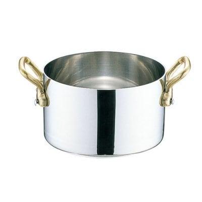 プチクッキング鍋 両手半寸胴鍋 10(cm)