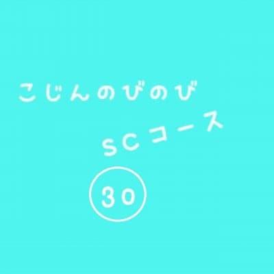 【東京教室】個人のびのびSCコース30月会費