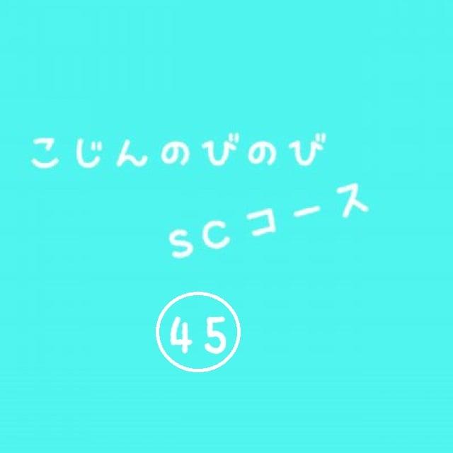 【東京教室】個人のびのびSCコース45月会費のイメージその1