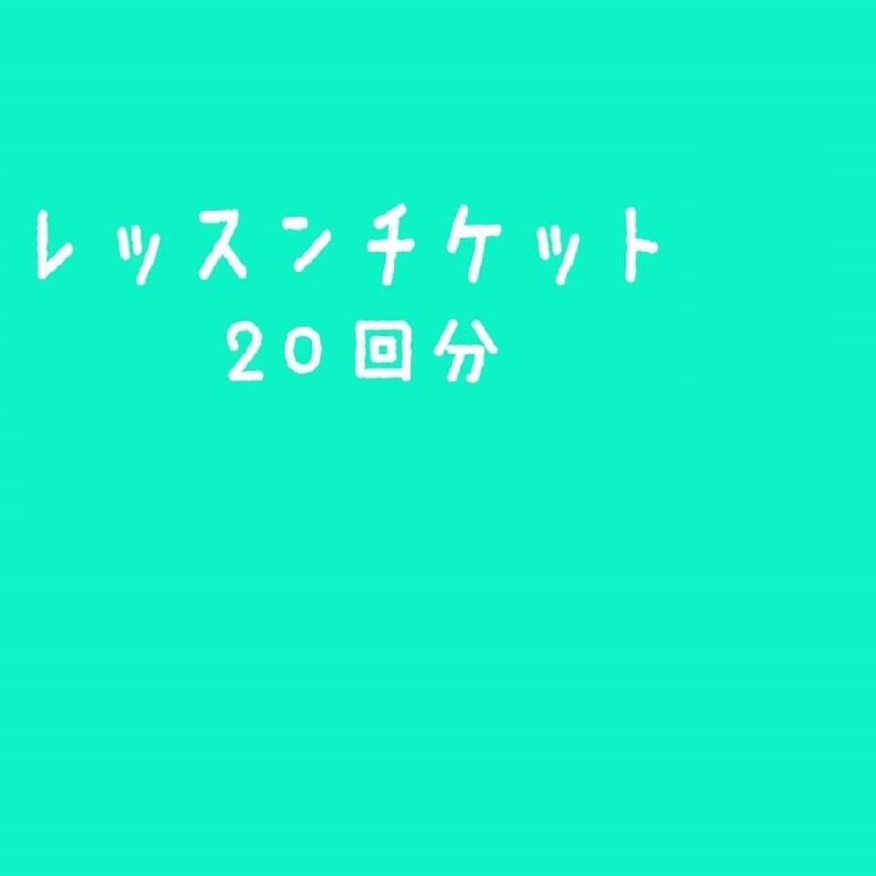 【東京教室】初級個人レッスンチケット20回分のイメージその1