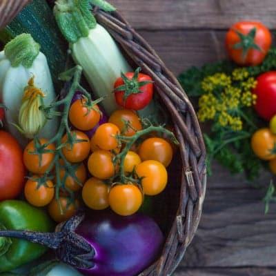 子どもに食べさせてあげたい! 無肥料・完全無農薬の季節の野菜セット S 大分産
