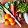子どもに食べさせてあげたい! 無肥料・完全無農薬 徳島産 ツクヨミ野菜セット 想定重量2.5kg〜(重量は内容により変動いたします。)
