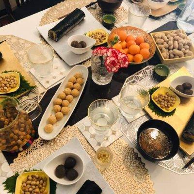 食と生活のオンライン講座〜ひと手間開運料理〜