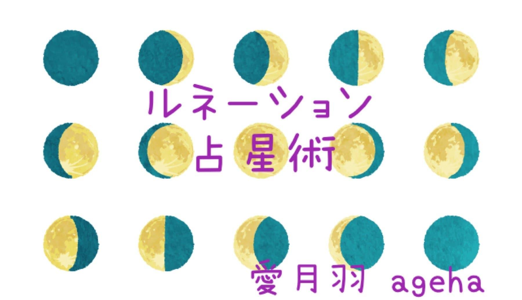 ルネーション占星術 メール鑑定のイメージその1