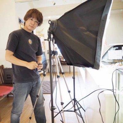 商用・出張写真撮影/半日コース(撮影2時間以内)