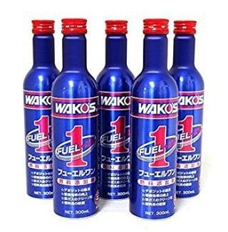 WAKOS F-1 フューエルワン 3本
