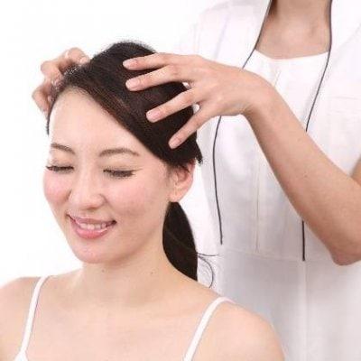 ドライヘッドマッサージ☆誘導瞑想コース