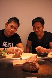 [一般専用]限定20席!ドラゴンゲートディナーイベント・土井吉 in 肉のヒマラヤTEPPAN 赤坂(第二部19時30分スタート)のイメージその1