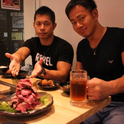 [FC会員様専用]限定20席!ドラゴンゲートディナーイベント・土井吉 in 肉のヒマラヤTEPPAN 赤坂(第一部18時スタート)