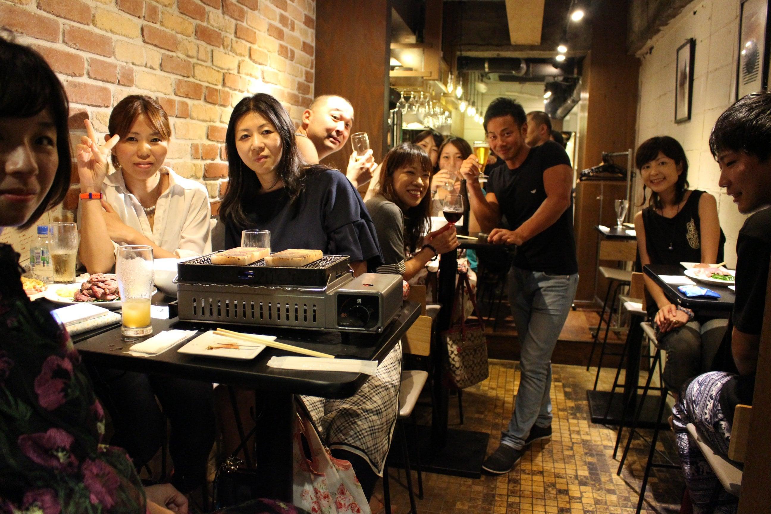 [一般専用]限定20席!ドラゴンゲートディナーイベント・土井吉 in 肉のヒマラヤTEPPAN 赤坂(第一部18時スタート)のイメージその2