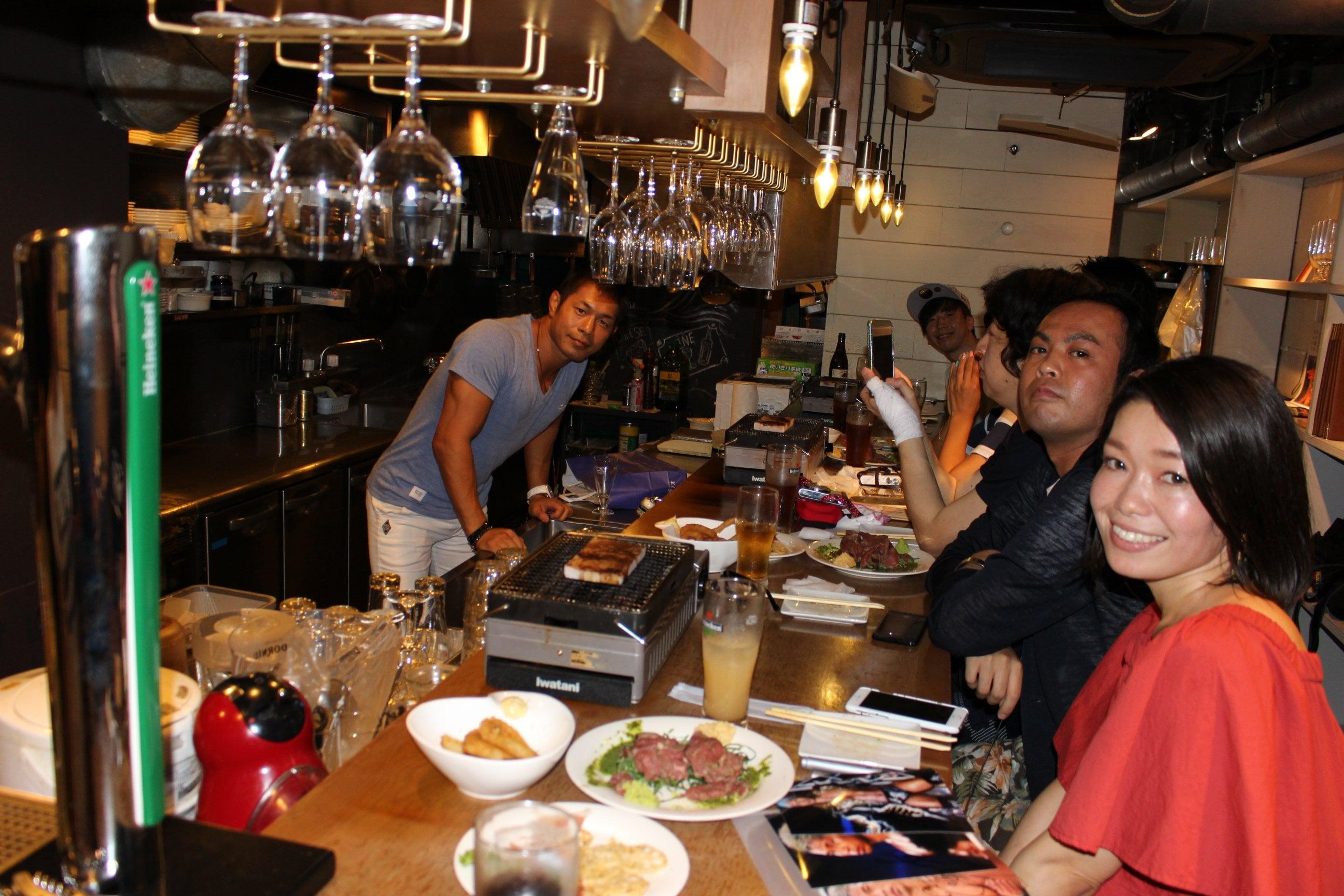 [FC会員様専用]限定20席!ドラゴンゲートディナーイベント・土井吉 in 肉のヒマラヤTEPPAN 赤坂(第二部19時30分スタート)のイメージその3