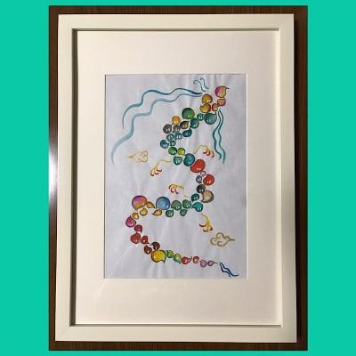 人生を棚卸し…自己史を振り返りソウルカラーセラピー で描く 恵美寿龍®️えびすりゅう