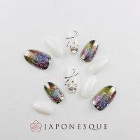 【クレジットカード決済不可】カラージュネル ゴージャス - 虹さくら 〜NIJISAKURA〜 - 【JQ-035D】