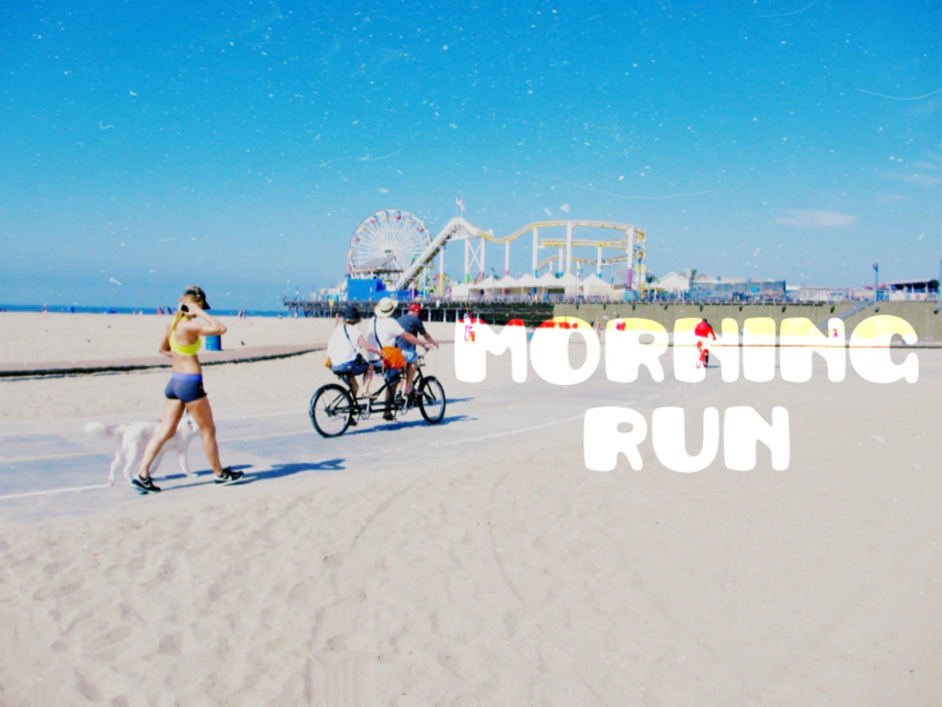 【Morning Run】イベントのイメージその1
