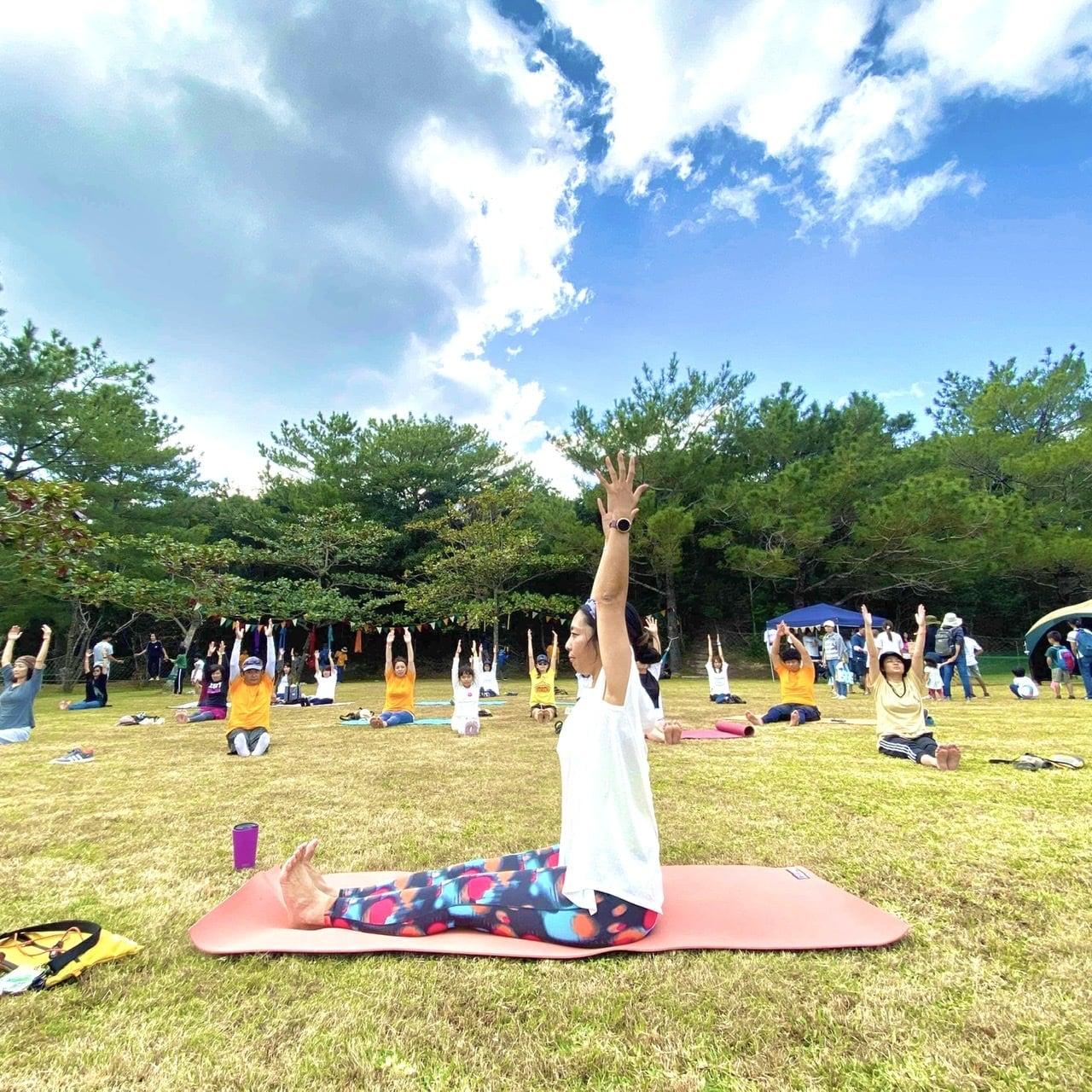 沖縄ヨガ|サンライズヨガ&瞑想〜西海岸でビーチヨガ〜2021年1月10日(日)開催のイメージその3