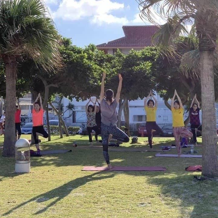 沖縄ヨガ|サンライズヨガ&瞑想〜西海岸でビーチヨガ〜2021年1月10日(日)開催のイメージその2