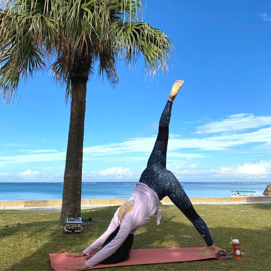 沖縄ヨガ|サンライズヨガ&瞑想〜西海岸でビーチヨガ〜2021年1月10日(日)開催のイメージその4