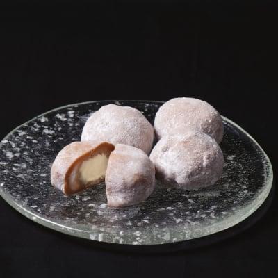 駿河屋特製 コーヒー大福 20個入り【巣鴨から直送!】冷やして食べる和風スイーツ