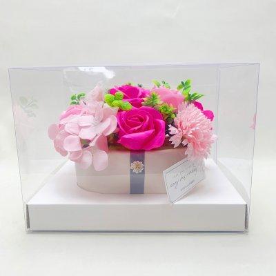 花|ソープフラワー|ウェンディポット