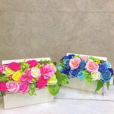 花|ソープフラワー|オープンボックス