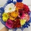 3000|Valentine |Colorful bouquet |bouquet