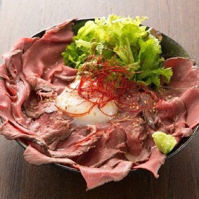 【現地払い専用】ローストビーフ丼 並