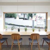 [モデルルーム①]オーダー家具:テーブルカウンター