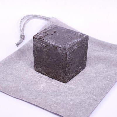 ギベオン隕石 キューブカット400g