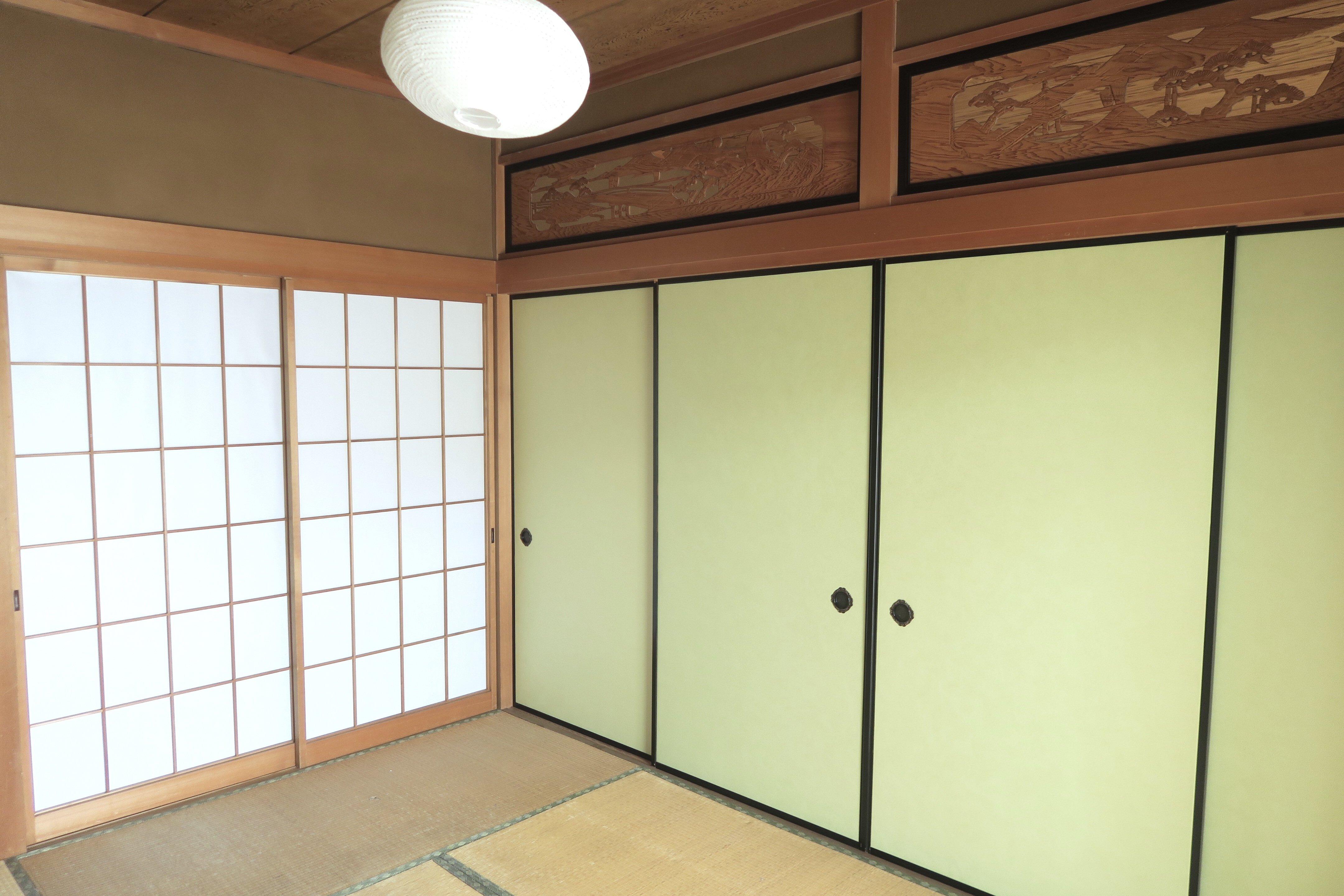 和室 (6畳) レンタルチケットのイメージその2