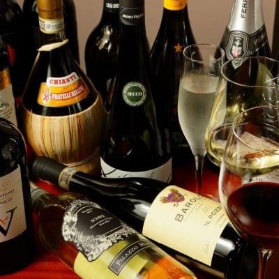 「イタリアワイン4種飲み比べセット」➕「チーズ&サラミ」あなたのアモーレワイン見つけましょう♪