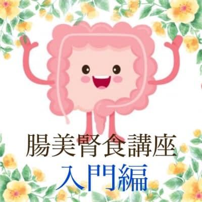 腸美腎食講座(入門編)