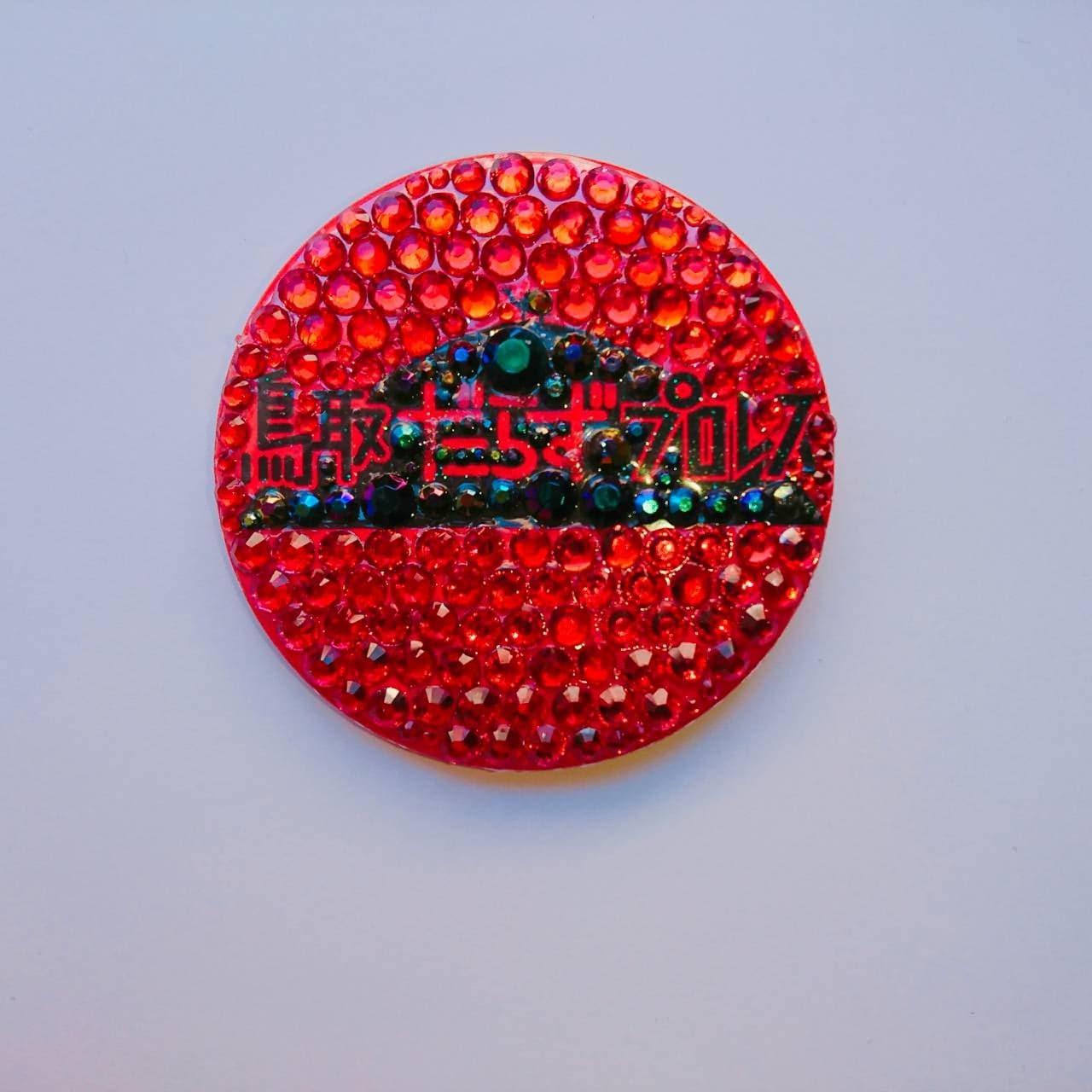 【新発売】だらずキラ☆モテ缶バッジ(数量限定)|試合会場でのお渡しのイメージその2